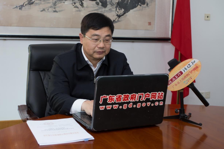 专访广东省农业农村厅厅长顾幸伟